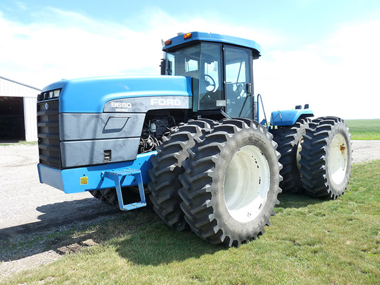 Ford/New Holland 9680 4WD