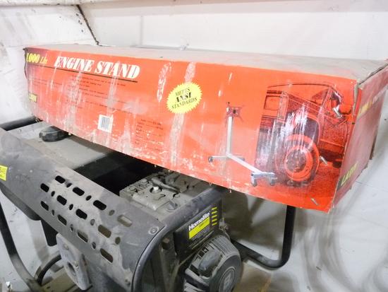 1000 Pound Engine Stand