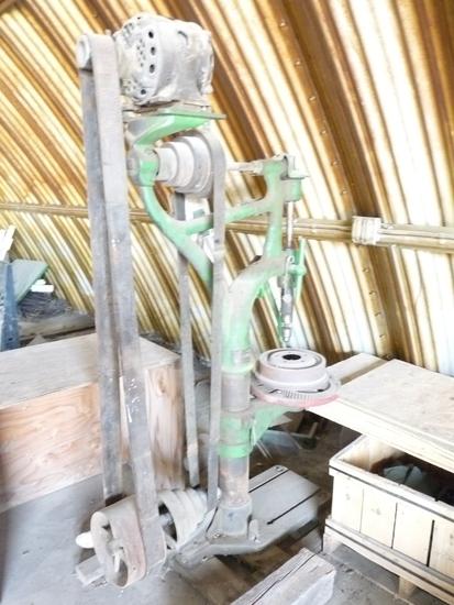 Blacksmith Drill Press