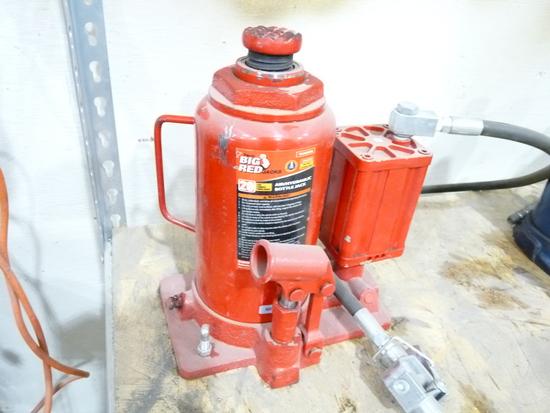 Air/Hydraulic 20 Ton Bottle Jack