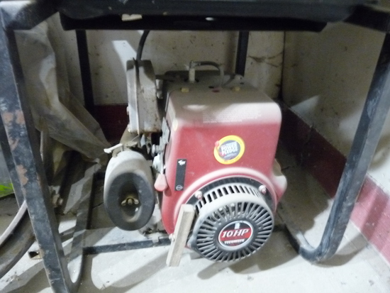 10 hp Portable Generator