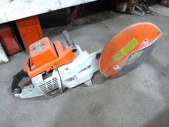 Stihl TS760AV Concrete Saw