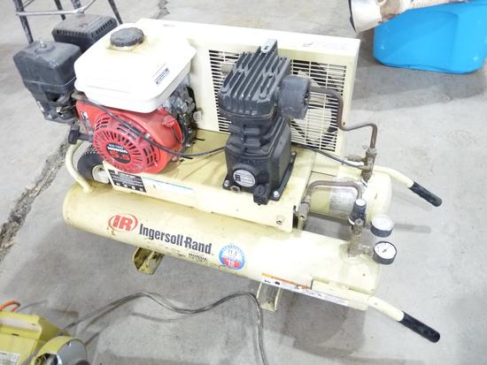 Portable Gas Powered Air Compressor