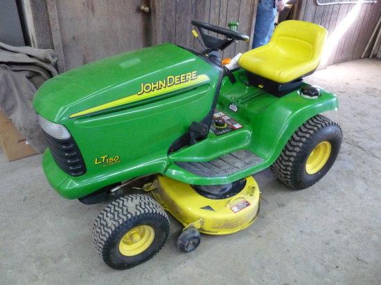 JD #150 Hydro Mower