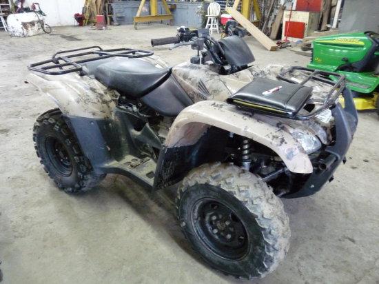 '09 Honda TRX420 Rancher