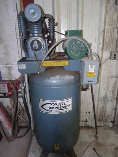 C-Air Industrial Air Compressor