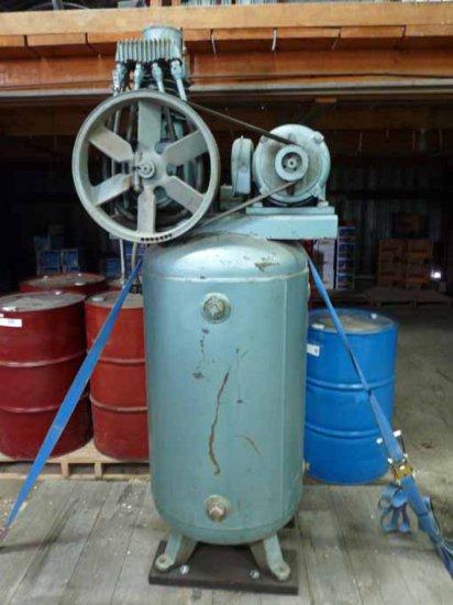 80 Gallon Air Compressor