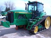 Clean Farm Equipment Retirement Auction