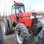 11th Annual Spring Equipment Auction