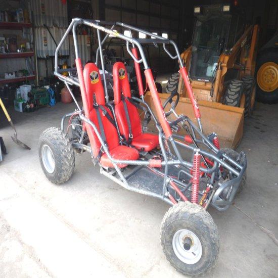 Crossfire 150cc Go Kart