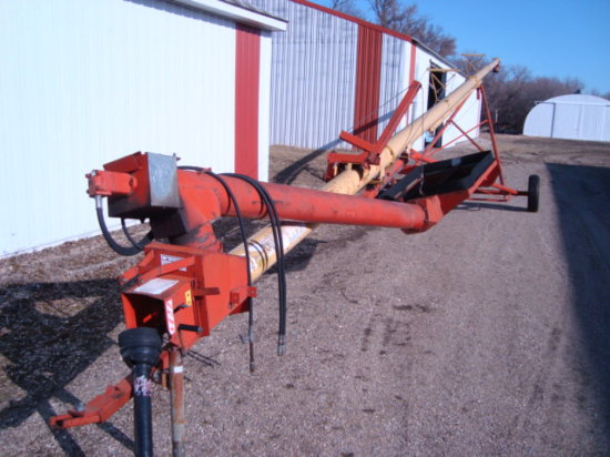 Westfield 8x61' Hyd Swing Out Auger
