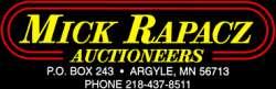 Mick Rapacz Auctioneers