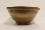 5-Stripe Yellow Ware Bowl