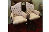 Set of 2 Parlor Chairs