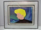 Blonde Boy - Serigraph Art.