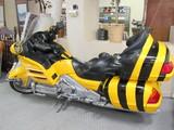 2001 Honda Goldwing 1800.