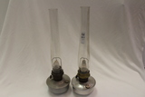 Set of 2 Aladdin Oil Lamps
