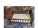 Wood Childs Bed