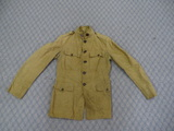 WWI US Army Enlisted Canvas Shirt
