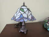 Tiffany Style Lamp with Shade.