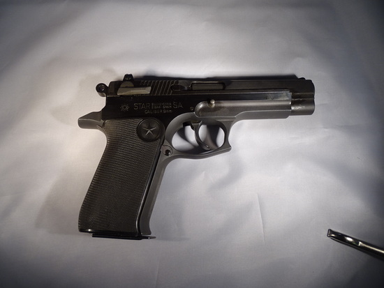 Interarms Model 30MI SN#1844637.