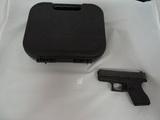 Glock Model 43 SN#BDRB632.