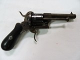 Revolver No Model SN#Unknown.