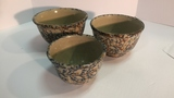 Red Wing Pottery Spongeware Bowls