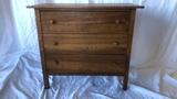 Antique 3 Drawer Dresser