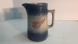 Red Wing Stoneware Pitcher.