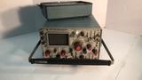Tektronix Oscilloscope.