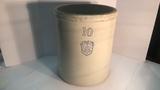 Acorn Wares UHL Pottery Co. 10 Gallon Crock.