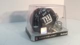 Autographed Y.A. Tittle Mini Helmet.