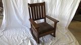 Stickley Rocking Chair.