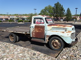 1950 Ford Stake Bed Pick-up Truck