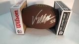Von Miller Autographed Football.