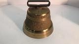 Brass Swiss Cow Bell