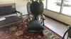 Vintage Platform Rocking Chair