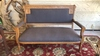 Eastlake Style Bench