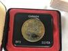 1972 Candian Silver Dollar.