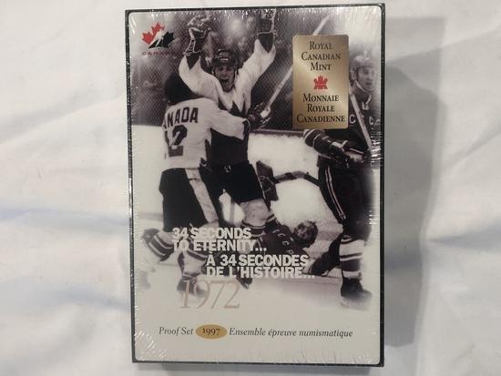 1997 Canadian Proof Set Unopened.