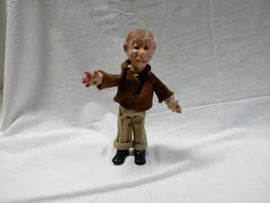 Ideal Mortimer Snerd Flexy Doll