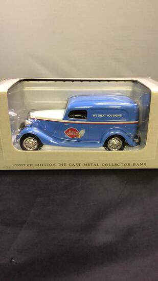 1934 Ford Die-Cast Bank.