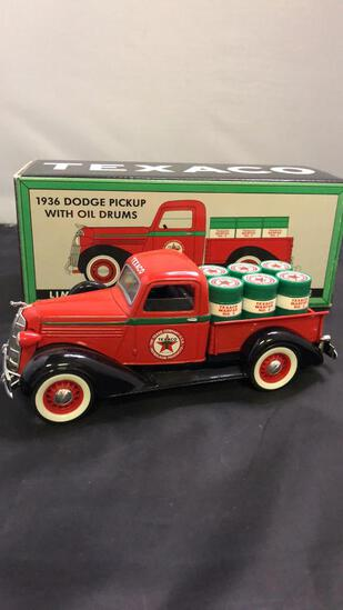 ***ENTIRE SERIES*** 3) 1936 Texaco Dodge Pickup ,