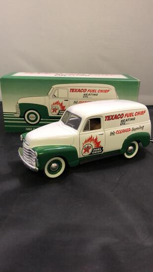 1952 Texaco Chevrolet Panel Delivery Die-Cast Repl