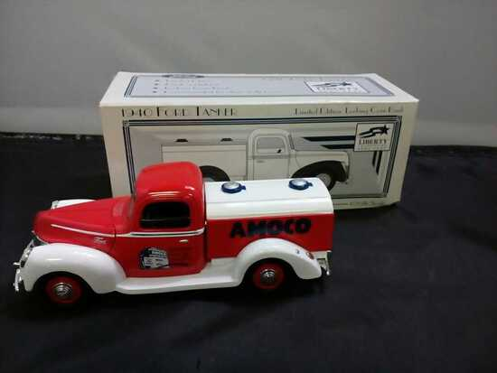 1940 Ford Tanker Die-Cast Bank.
