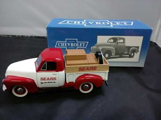 1952 1/2 Ton 3100 Series Sears Chevrolet Pickup Di