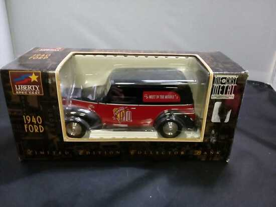 1940 Ford Diamond Rio Die-Cast Bank.