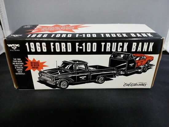 1966 Ford F-100 Truck Bank.