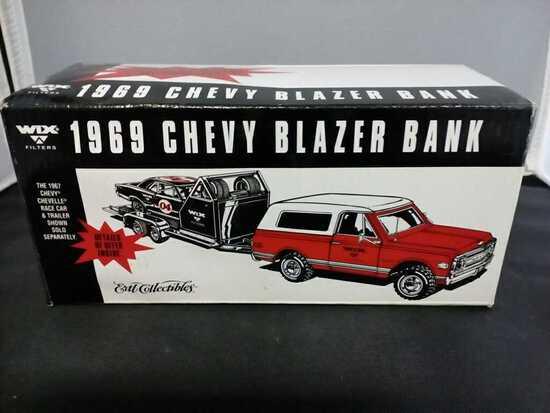 1969 Chevy Trail Blazer Bank.